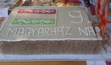 MagyarHáz torta