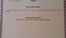 Magyar állampolgársági eskütétel