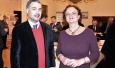 Nagykövet asszony, MakkayLilla és Ravasz Balázs filmrendező - Stockholm