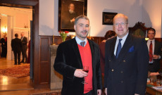 Ravasz Balázs filmrendező, Peter Lulle Johannson (CEO)