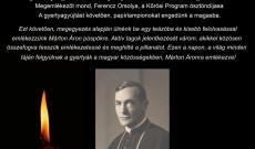 Márton Áron Emlékév