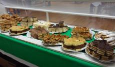 Ínycsiklandozó sütemények várták a vásárra érkező vendégeket