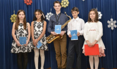 Karácsony a montreáli Magyar Iskolában
