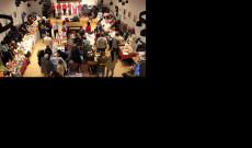 A Voices of Joy koncertje a karácsonyi vásáron
