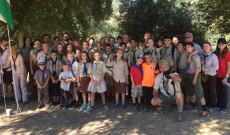 Őszi tábor résztvevői