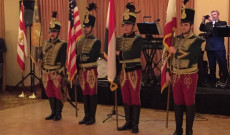az Első Kaliforniai Huszár Regiment