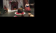 A Harangvirág Játszóház előadása