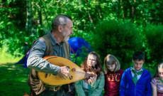 Énektanulás Kátai Zoltánnal