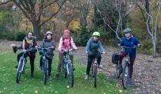 A kerékpáros csapat