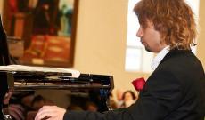 Teleki Gergely zongoraművész (fotó: Kralovanszky Balázs)