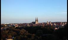 Regensburg - madártávlat