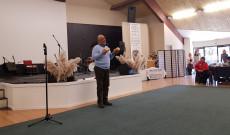 Újkenyéráldás és könyörgés szamoai nyelven
