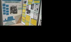 56-os tablókiállítás