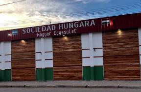 A Villa Angela-i Magyar Egyesület 2019-ben felújított székháza