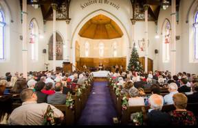 Karácsonyi istentisztelet