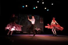 Szászcsávási tánc