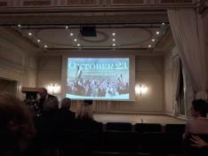 Ünnepség a Berni Nagykövetségen (október 22.)