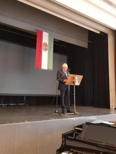 Genfi Magyar Egyesület ünnepsége (október 20.)
