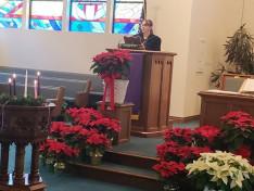 Cleveland, Walton Hillsi Magyar Református Egyházközség, karácsonyi istentisztelet