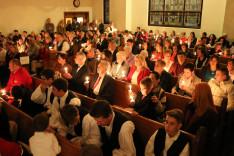 Gyertyafényes Istentisztelet és Karácsonyi műsor
