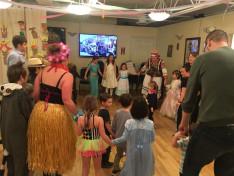 Közös tánc balról-jobbra