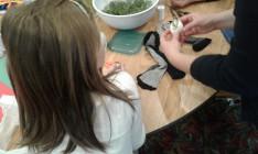 Hagyományok: tojás batikolás