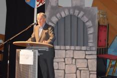 Radda István, az Ausztriai Magyar Szervezetek Kerekasztalának elnöke