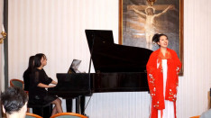 Xuyan Liu szoprán énekes
