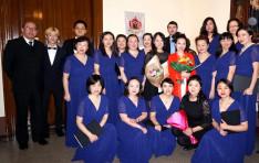 A bécsi Kínai Filharmónia Kórusa