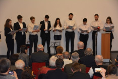 A Bécsi Magyar Iskola diákjai