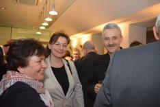 Március 15-i megemlékezés a Forum Mozartplatzon