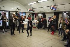 Március 15. Londonban/ fotó: Kelemen Lehel