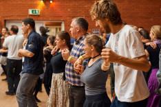 HUNIQUE DANCE - Magyar Néptáncegyüttes táncháza Londonban / fotó: Kelemen Lehel