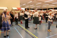 Néptánc előadás és táncház