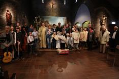 Karácsonyi misén közreműködött a Hágai Magyar Énekkar és Gyermekkar