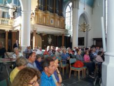 Huygens Festival közönség