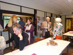 A résztvevők is bátran megosztották egymással elképzeléseiket.