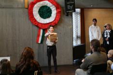 Törvénycikk a nemzeti Színről és az ország Címeréről