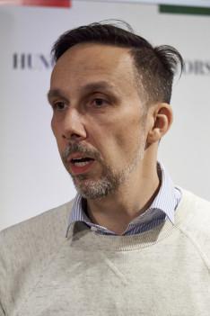 Vincze Viktor, a Turul Sachsen Egyesület elnöke