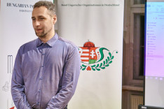 Szőcs Zoltán, a Drezdai Magyar Cserkészcsapat alapítója