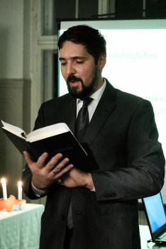 Sinkó Gábor, a KCSP berlini ösztöndíjasa