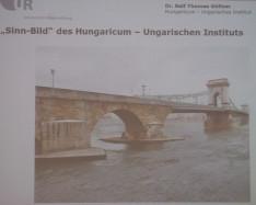 Széchenyi-est a Regensburgi Egyetem Hungaricum-Magyar Intézetében