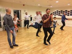 Férfi táncok