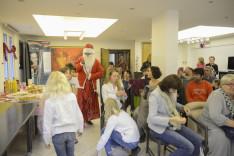 Mikulásünnepség Tel Avivban