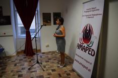 Tanévnyitó az AMAPED-nél
