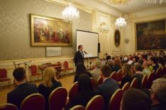 Bóta Zsolt, a Bécsi Magyar Nagykövetség első beosztottja