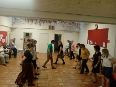 Táncoktatás 2.1