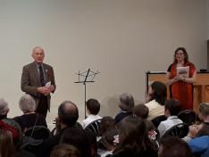 Alun Davies tiszteletbeli konzul nyitóbeszéde