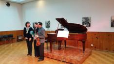Susana Fothy, Inés Panzone Benedek és Jacinto Ronan
