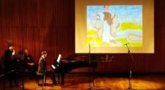 János vitéz előadás:Ariel E. Ramos és Juan Ufor